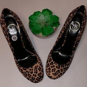 Jessica Simpson Shoes - 🐆 Final Price Jessica Simpson JP OSCAR Heels